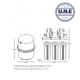 Osmosis Inversa Basic Standard con bomba