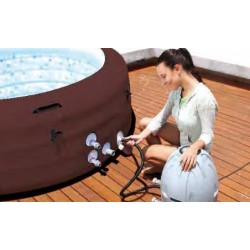 Spa hinchable Lay-Z Limited Edition Bestway con hidromasaje