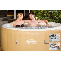 Spa hinchable Lay-Z Palm Springs Bestway con hidromasaje