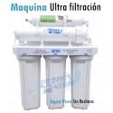 Ultrafiltración 5 etapas